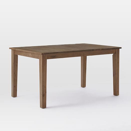 Bedford Expandable Dining Table west elm : bedford expandable dining table c from www.westelm.com size 523 x 523 jpeg 10kB