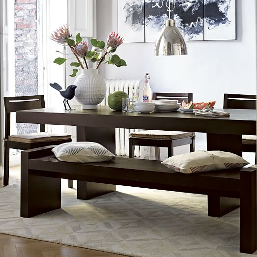 West elm dining room tables