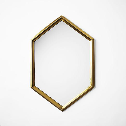 Monte Mirrors West Elm