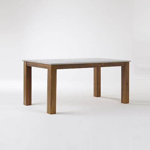 Rustic Kitchen Rectangular Dining Table