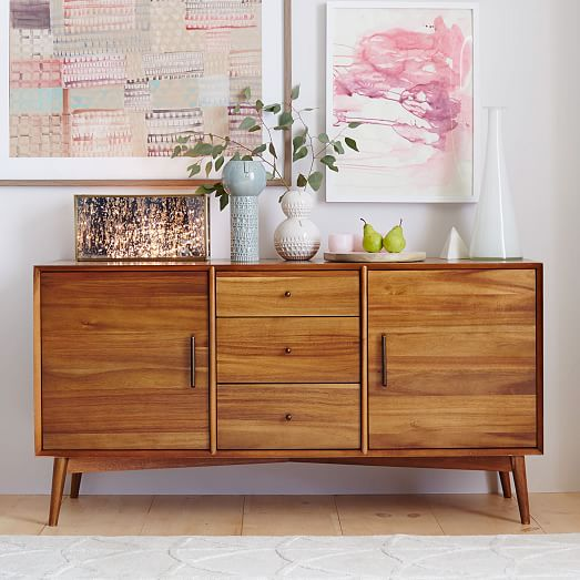 Mid Century Modern Dining Room Hutch The Hippest Galleries