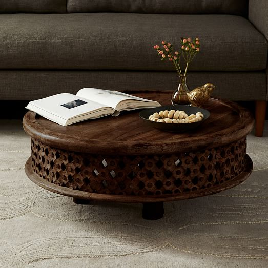 Coffee Table With Stools Under
