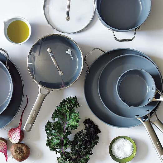 Greenpan 174 Nonstick 10 Piece Set West Elm