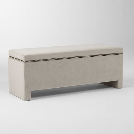 the best 28 images of nailhead storage bench