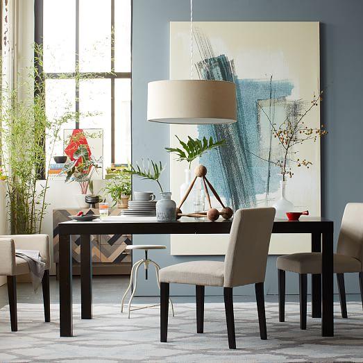 Parsons Expandable Dining Table west elm : parsons expandable dining table c from www.westelm.com size 523 x 523 jpeg 52kB