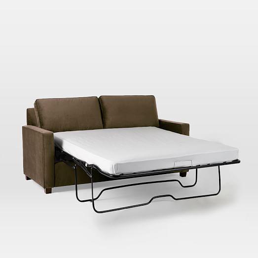 henry basic sleeper sofa west elm. Black Bedroom Furniture Sets. Home Design Ideas