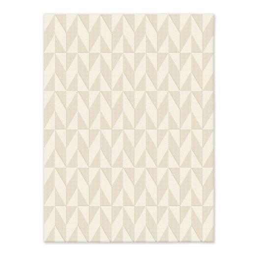 Andes Wool Rug - Ivory