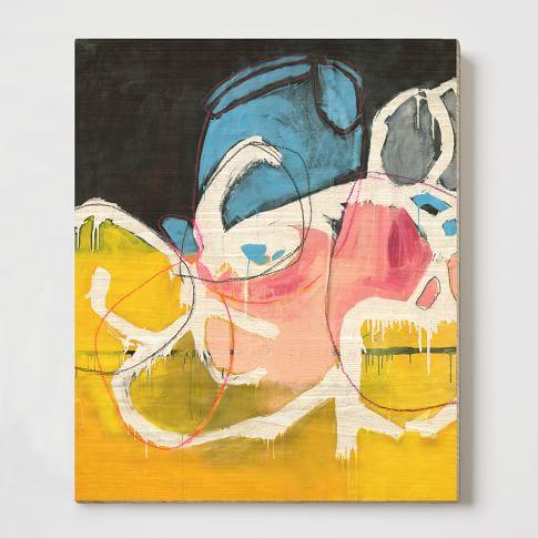 WE Print Collection Fractional Portrait