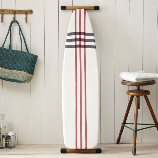 Ironing Board Cover, High Tide, Market Red