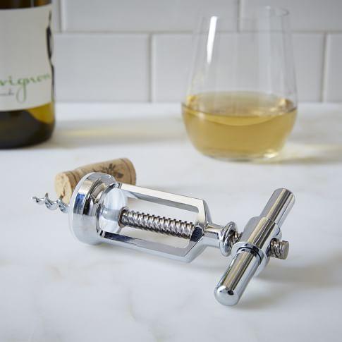 Bodega stainless steel wine opener