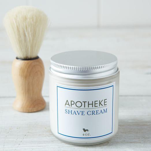 Apotheke Shave Cream