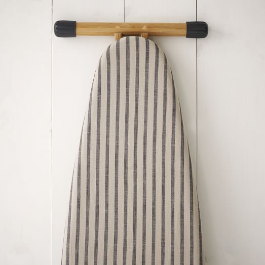 Cotton Ironing Board Cover, Chef Stripe
