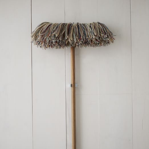 Slack Dust Mop Co., Big Wooly