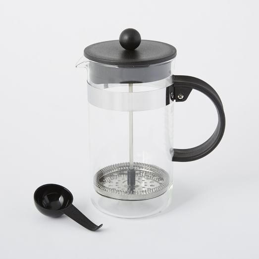 Bodum French Press, 8 Cup, Matte Black