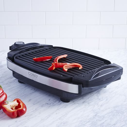Caso Electric Grill Griddle