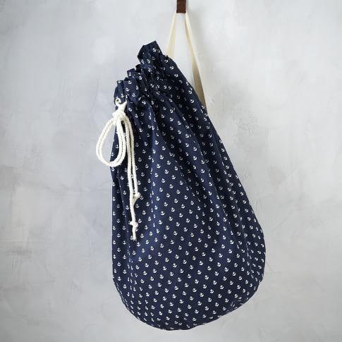 Laundry Bag, Anchor