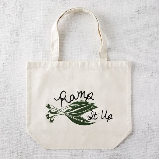 Market Tote Bag, Ramp It Up