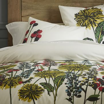 Urban Garden Shams West Elm