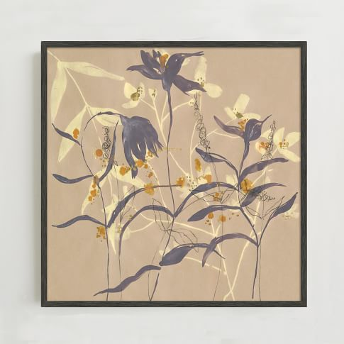 WE Print Collection, Fall Flowers