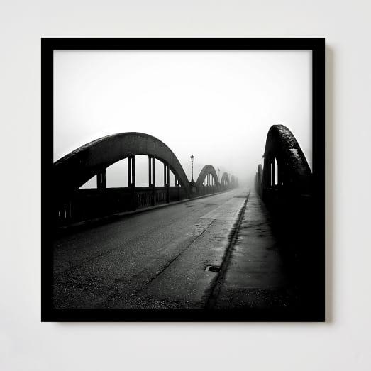 WE Print Collection, Bridge Mist