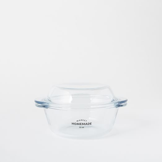 Glass Bakeware, Small