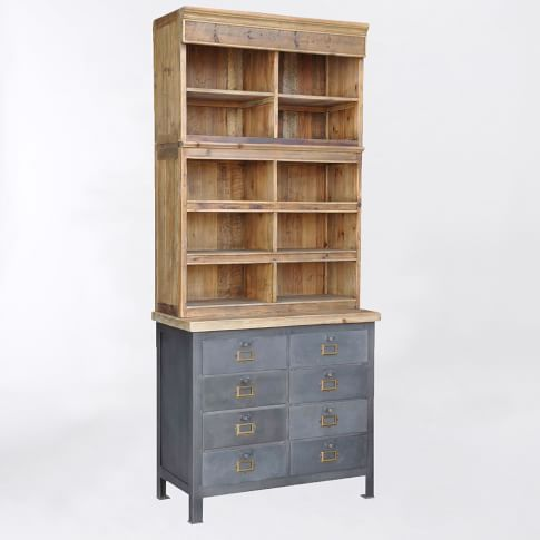 Reclaimed Timber Bookcase