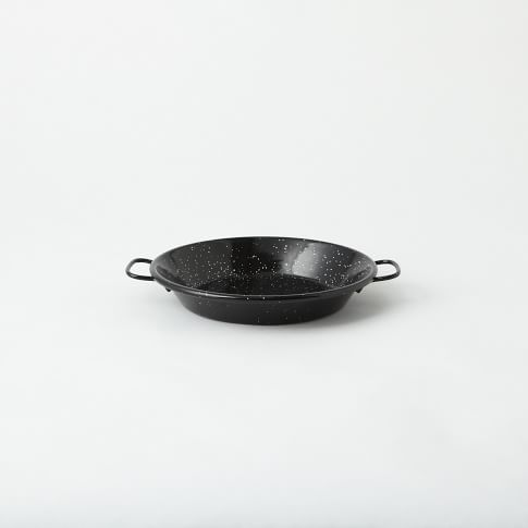 Enamelled Paella Pan, 8
