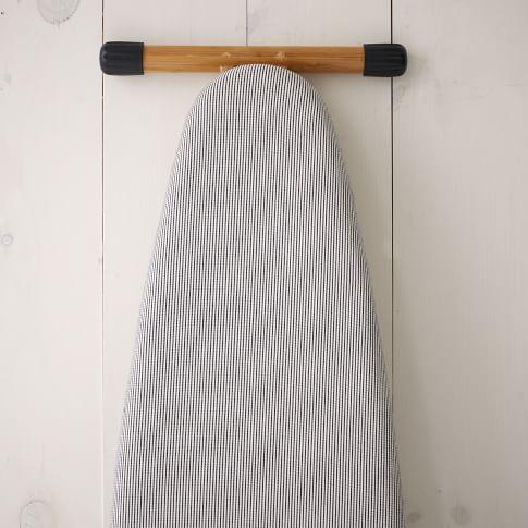 Cotton Ironing Board Cover, Railroad Stripe