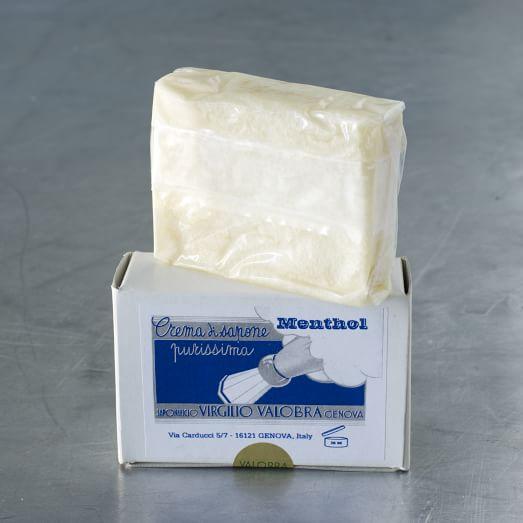 Crema di Sapone Shave Soap, Menthol