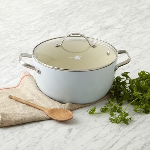 Greenpan Color Padova Cookware, 5 Qt Dutch Oven