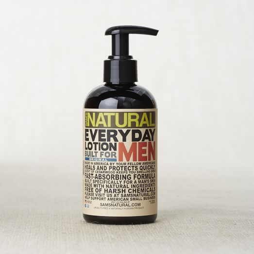 Sam's Natural, Everyday Lotion for Men