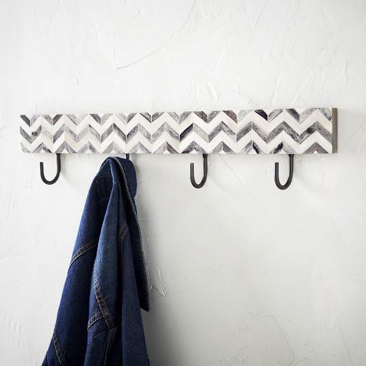 Parsons Multi Hook, Gray Bone