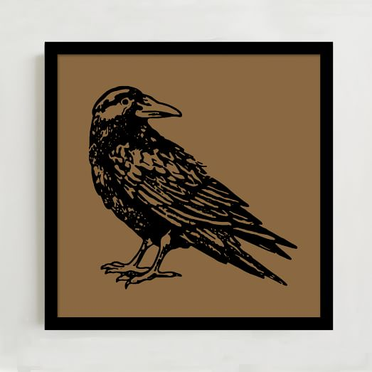 WE Print Collection, Raven