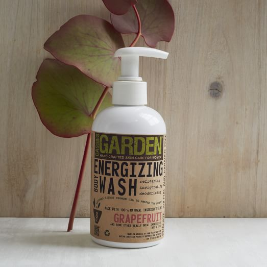Cassie's Garden, Grapefruit Body Wash
