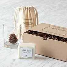 Apotheke Candles, Sweet Pine, 12 oz