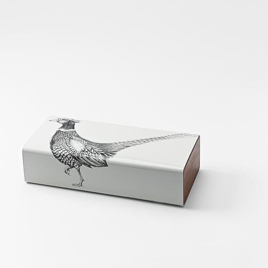 Laura Zindel Slide Box, Bird