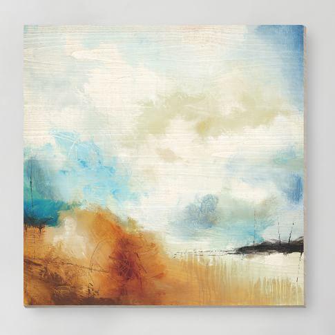 Framed Print, Desert Skies I, 28