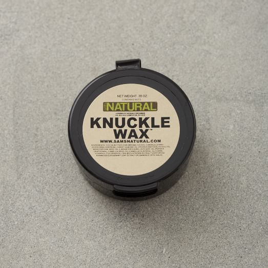 Sam's Natural, Knuckle Wax
