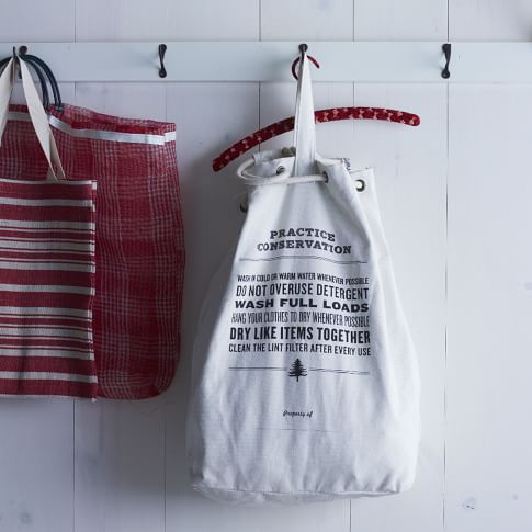 Izola, Laundry Bags, Practice Conservation