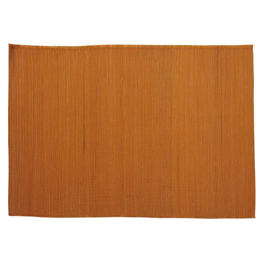 Picnic Placemat, Set of 2, Orange