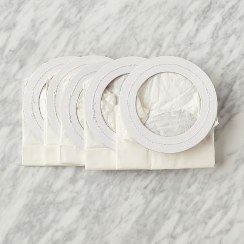 Metro® Vacuum Hand Vacuum Bags, 5-Piece