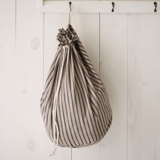 Laundry Bag, Chef's Stripe