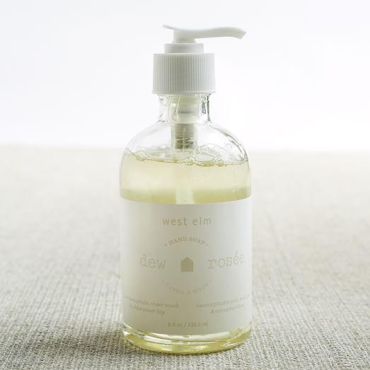 Pure Hand Soap, 8 oz, Dew