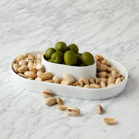 Universal Expert Serveware, Nut + Olive Dish