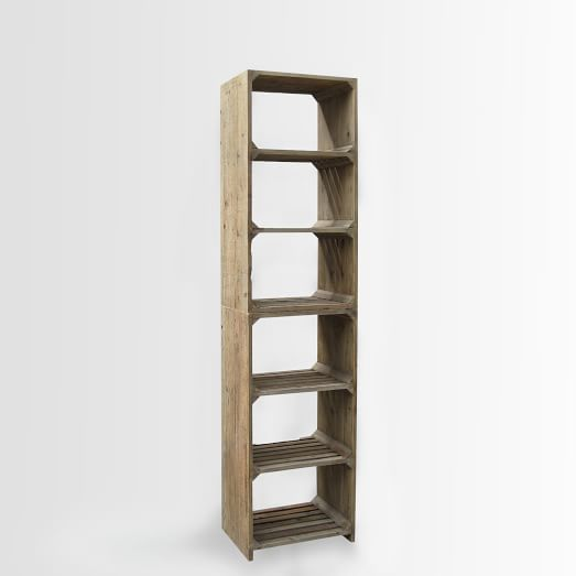 Timber Tower Bookcase