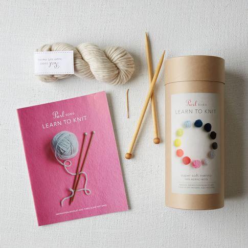 Purl Knitting Kit