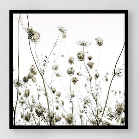 Framed Print, Summer Silhouettes, 30