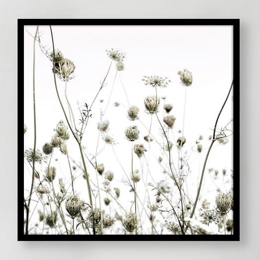 Framed Print, Summer Silhouettes, 30