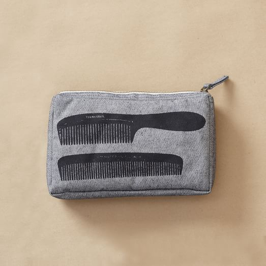 Thomas Paul, Toiletry Kit, Denim