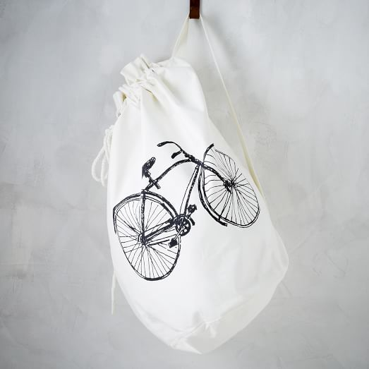 Laundry Bag, Bike